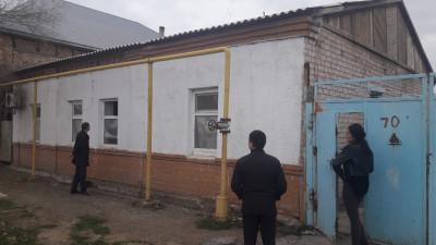 Кызылординская обл, Кызылорда, ул.Торекулова 70