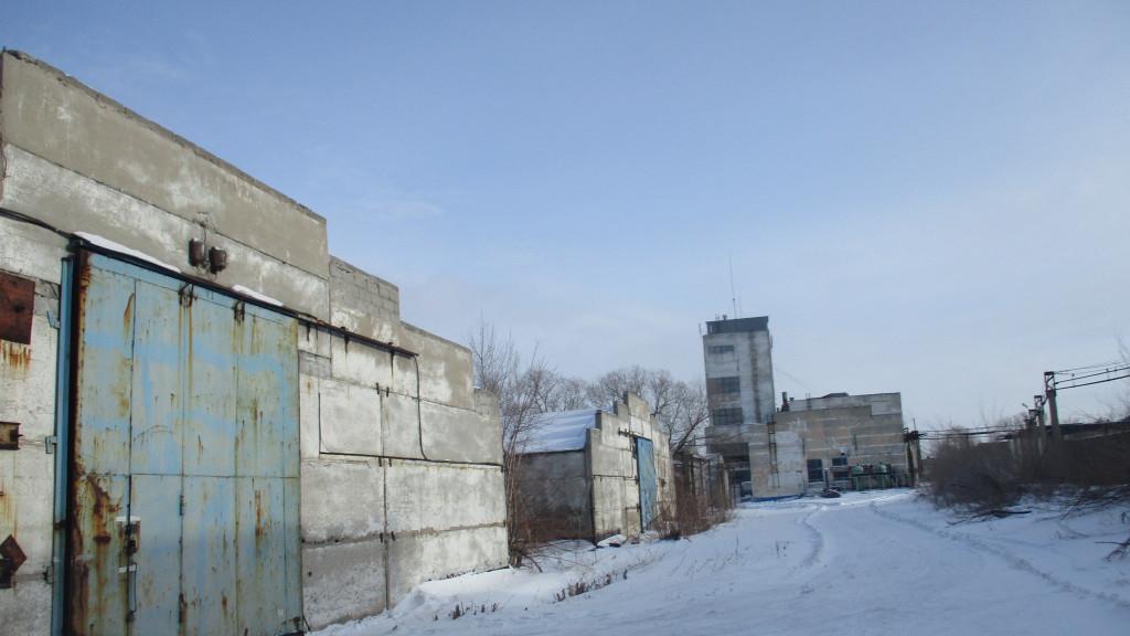 Павлодарская обл, Павлодар, Промзона Центральная