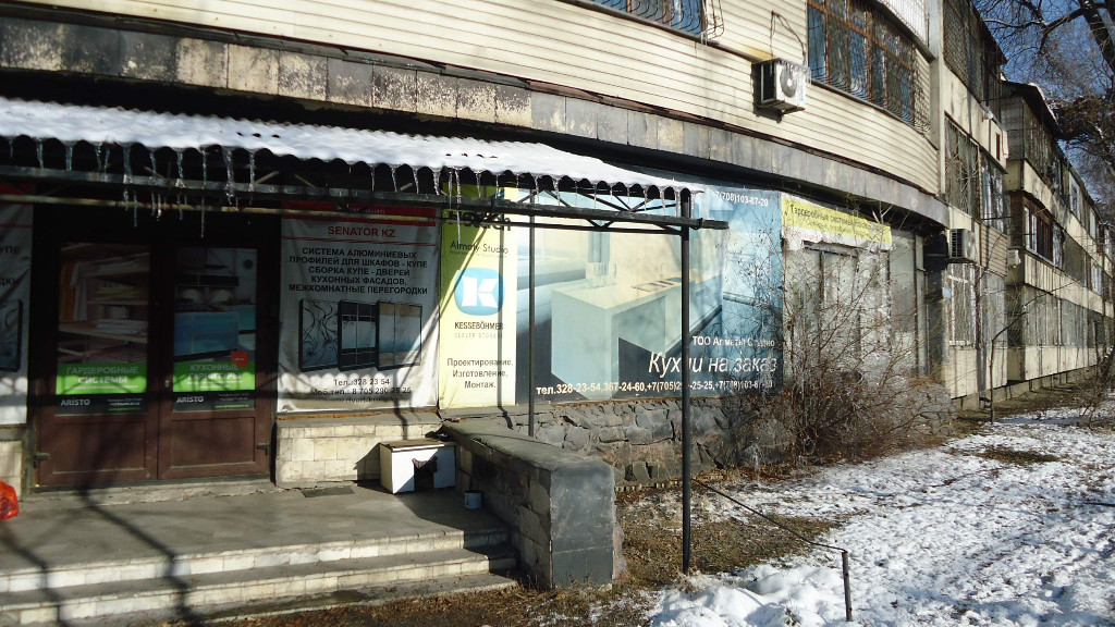 Алматы, р-н Алатау, пр.Райымбека, дом 481