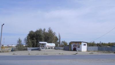 Кызылординская обл, Кармакчинский р-н, пос.Жосалы, автотрасса Жосалы-Жалагаш, д.1У