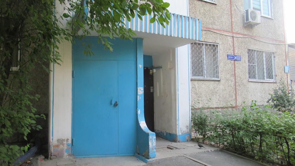 Алматы, р-н Ауэзов, Жетысу-1, д. 28