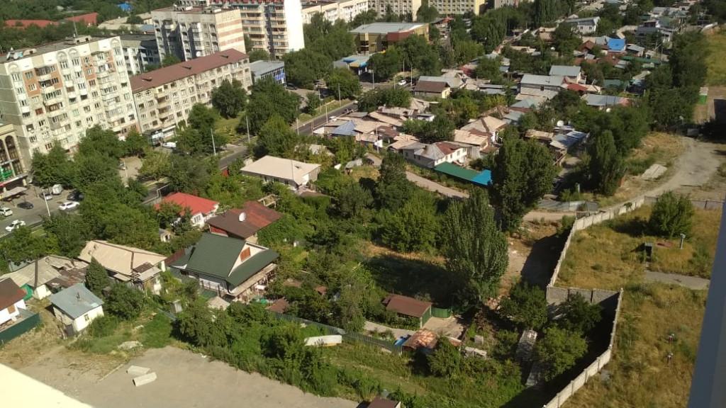 Алматы, р-н Бостандык, севернее ул. Рыскулбекова, восточнее ул. Навои