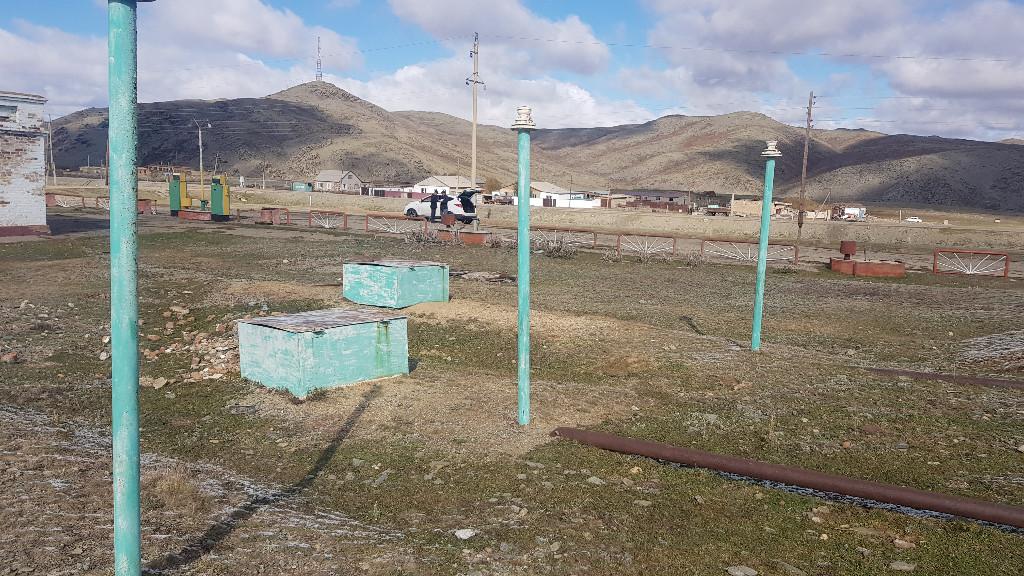 Восточно-Казахстанская обл, Уланский р-н, с. Бозанбай, ИНВ 3776