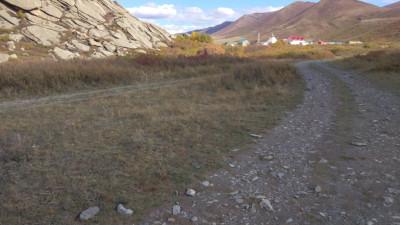 Восточно-Казахстанская обл, ВКО, Уланский район, Сибинские озера, 3-е озеро