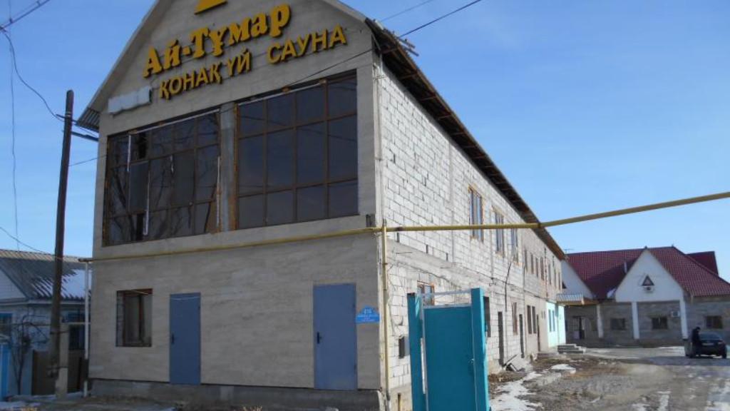 Жамбылская обл, Кордайский район, с.Кордай, улица Жибек-Жолы, дом №416