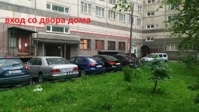 Россия, гор. Санкт-Петербург, ул. Народная, д.2