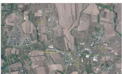 Алматинская обл, р-н Илий, земли запасов района на территории Боралдайского сельского округа