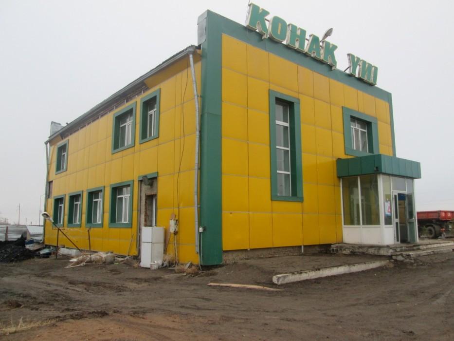 Акмолинская обл, Целиноградский район, а. Акмол (бывшее с. Малиновка)