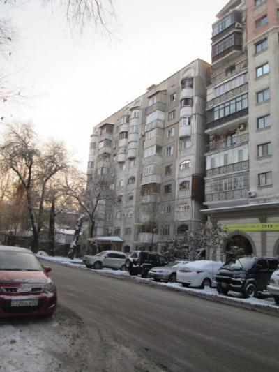 Алматы, р-н Алмалы, ул. Шагабутдинова, д.127, кв.13