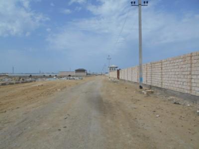 Мангистауская обл, участок расположен между  исправительной колонией №58 и района жилого массива «Коктем» (село Атамекен)